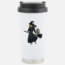 Squirrel Witch Travel Mug