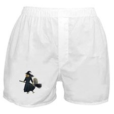 Squirrel Witch Boxer Shorts