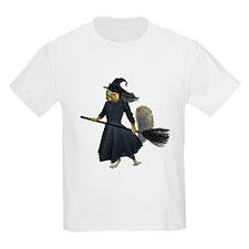 Squirrel Witch T-Shirt