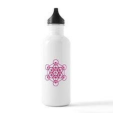 MetatronVGlow Water Bottle