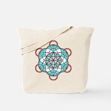 MetatronRed Tote Bag