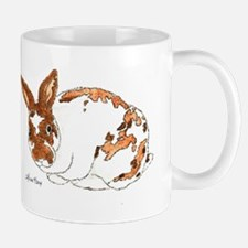 Adoptable Mini Rex Bunny Mug