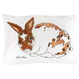 Adoptable mini rex Pillow Cases