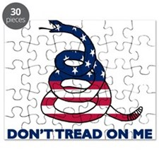 Dont Tread on Me Gadsen Puzzle