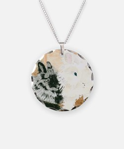 Lionheads Lola and Vito Necklace