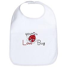 Your Love Bug Bib