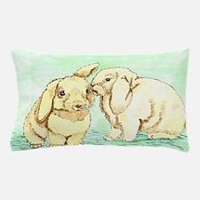 Bunny Secrets Pillow Case