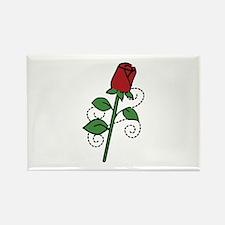 Valentine Rose Magnets