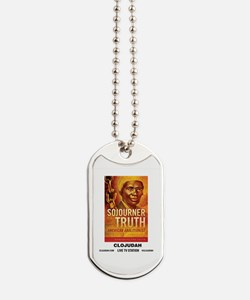 CLOJudah Sojourner Truth Dog Tags