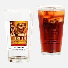 CLOJudah Sojourner Truth Drinking Glass