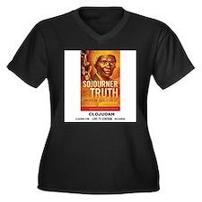 CLOJudah Sojourner Truth Plus Size T-Shirt