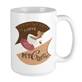 60 coffee mugs Large Mugs (15 oz)