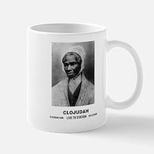 CLOJudah Sojourner Truth B/W Mugs