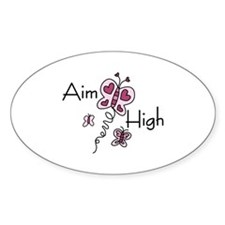 Aim High Decal