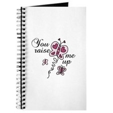 You Raise Me Up Journal