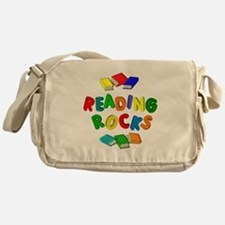 READING ROCKS Messenger Bag