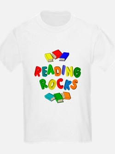 READING ROCKS T-Shirt