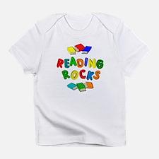 READING ROCKS Infant T-Shirt