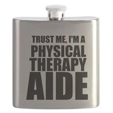 Trust Me, Im A Physical Therapy Aide Flask