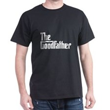 The Goodfather White text.png T-Shirt