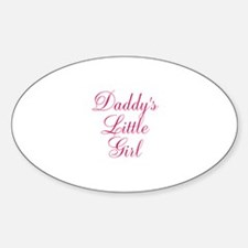 Daddys Little Girl in Pink Decal
