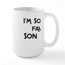 Son In Law Mugs