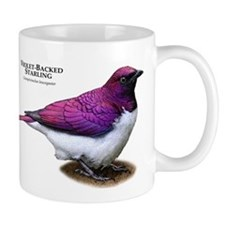 Violet-Backed Starling Mug