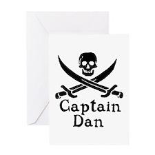 Captain Dan Greeting Cards