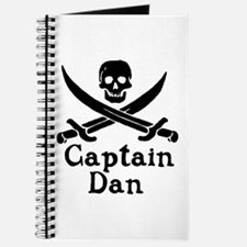 Captain Dan Journal