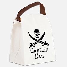 Captain Dan Canvas Lunch Bag