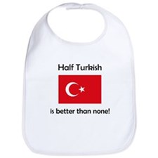 Half Turkish Bib
