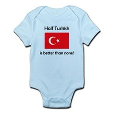 Half Turkish Body Suit