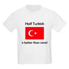 Half Turkish T-Shirt