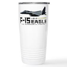 F-15 Eagle Travel Mug