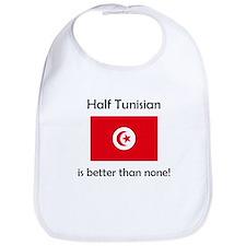Half Tunisian Bib