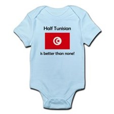 Half Tunisian Body Suit