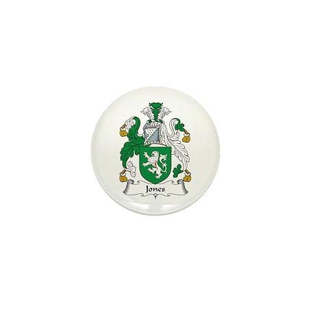 Jones III (Wales) Mini Button (10 pack)