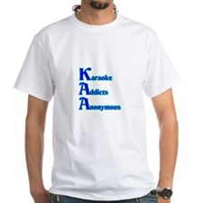 Karaoke Addicts Anonymous Shirt