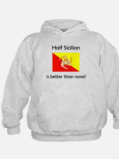 Half Sicilian Hoodie