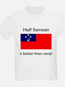 Half Samoan T-Shirt