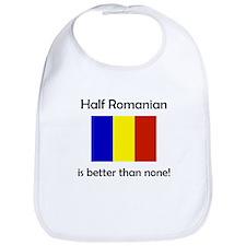 Half Romanian Bib