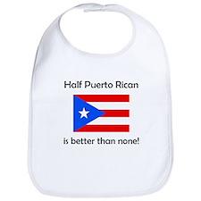 Half Puerto Rican Bib