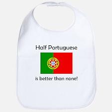 Half Portuguese Bib