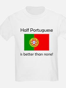 Half Portuguese T-Shirt