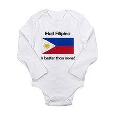 Half Filipino Body Suit