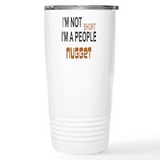 PEOPLE NUGGET FUNNY Travel Mug