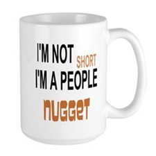 PEOPLE NUGGET FUNNY Mugs