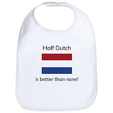 Half Dutch Bib