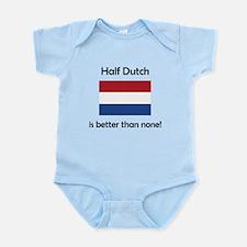 Half Dutch Body Suit