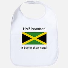 Half Jamaican Bib